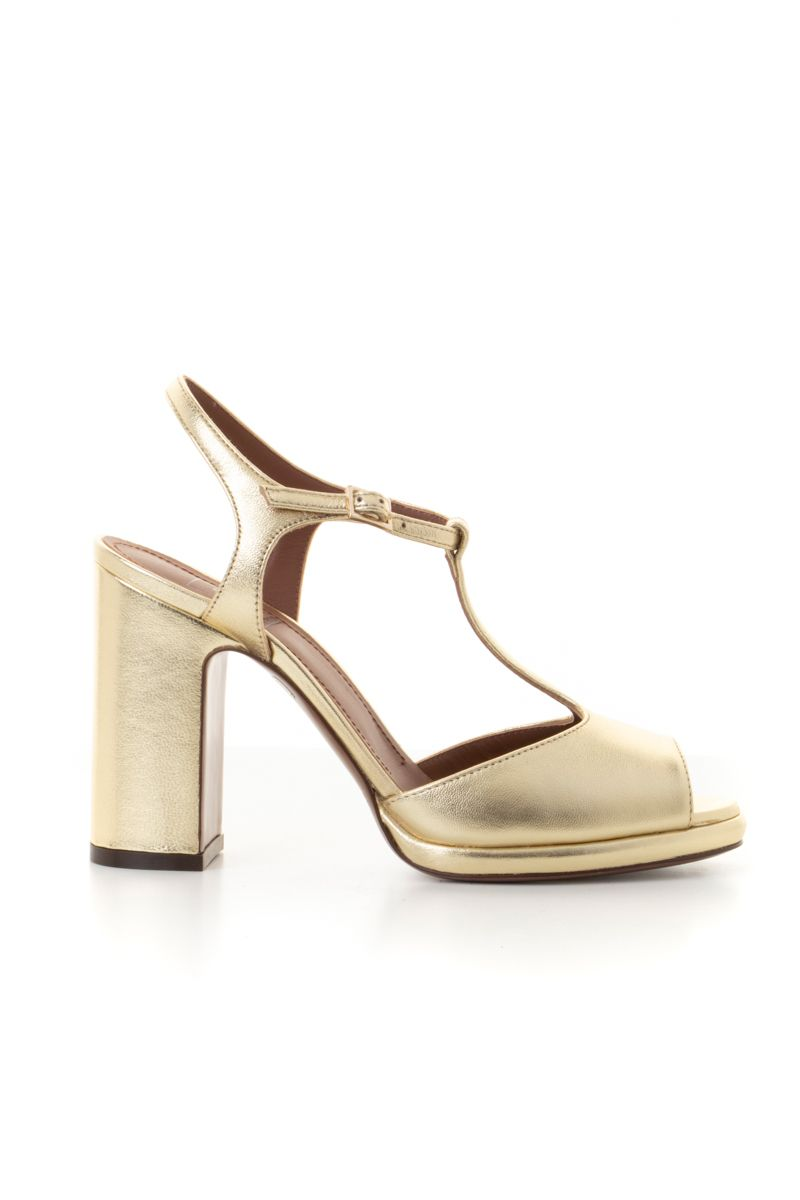 T- bar sandals