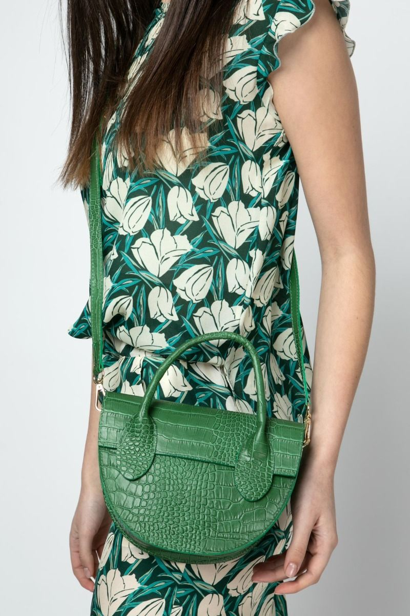 Green small tote