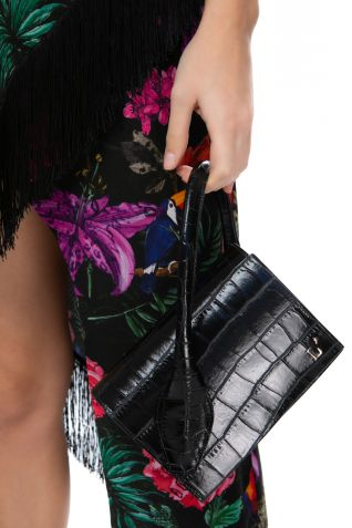 Mini cross body bag Μαύρο