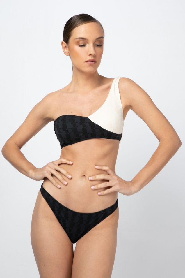 Bi- color bikini