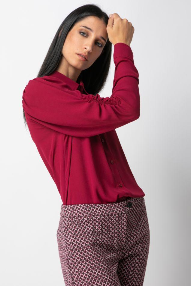 Shirt in ruby