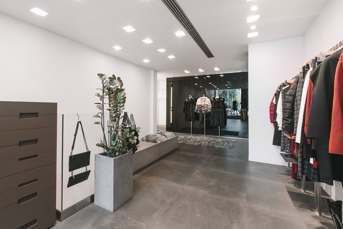 Retail store in Glyfada
